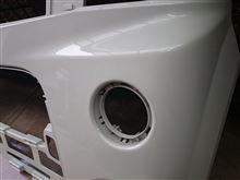 スクラムバンスズキ(純正) DA64 ワゴン バンパーの全体画像