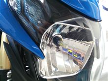 GSR750Sphere Light スフィア バイク用LEDコンバージョンキット H4 Hi/Loの全体画像