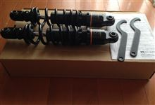 スポーツスターXLシリーズワールドウォーク フルアジャスタブルサスペンションの単体画像