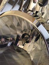 V-Strom1000ABSSphere Light バイク用LEDコンバージョンキット シングル H9/H11の全体画像