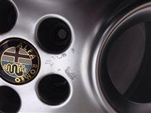 GTVアルファロメオ純正 Cupホイール(4本編)の単体画像