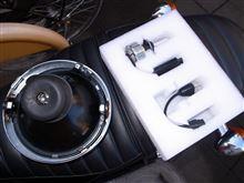 W800Sphere Light バイク用LEDコンバージョンキット H4 Hi/Loの全体画像