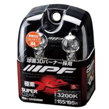 イプシロンIPF SUPER LOW BEAM X4 CLEAR 3200K 4X41の単体画像
