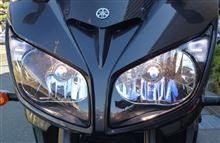 FZ1 Fazer (フェザー)PIAA Platinum Spark 4100Kの単体画像
