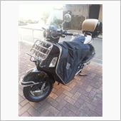 DAYTONA(バイク) TucanoUrbano Termoscud スクーター専用防寒レッグカバー