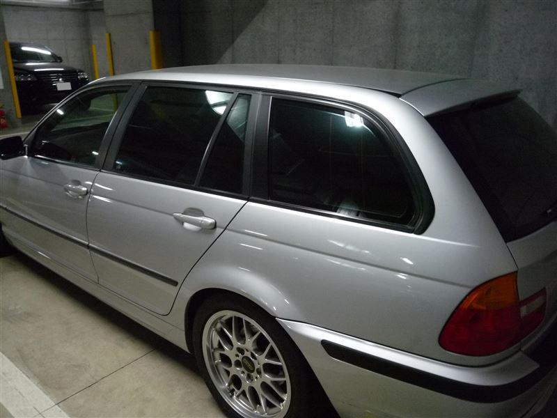 BMW(純正) ルーフレールレスキット