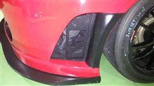 F430チャレンジGT3パーツ ワイドバンパーの単体画像