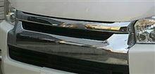 ハイエースコミュータートヨタ(純正) メッキグリルの単体画像