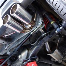 ハスラーMONSTER SPORT / TAJIMA MOTOR CORPORATION TYPE Sp-XXマフラーの単体画像