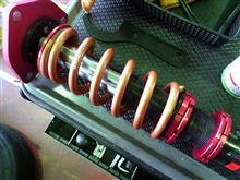 カローラセレスBuddy Club PRO SPEC DAMPERの単体画像