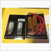 ピカキュウ ホンダ フィットハイブリッド[GP5]対応 ウインカーランプ用(フロント・リア)LED ハイブリッド車対応 LEDバルブ T20S HYPER SMD30連シングル 無極 アンバー 2球入