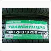 TOYO TIRES TRANPATH TRANPATH MP4 165/70R13
