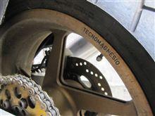 851 ストラーダTecnoMagnesio 鋳造マグネシウムホイールの単体画像