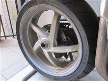 916SPマルケジーニ 鋳造マグネシウムホイールの全体画像