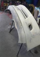 アリストK-BREAK V-LUX  V-LUX Front Bumperの単体画像