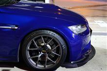M3 クーペBMW Motorsport M3 GT4 Front Splitter レプリカの全体画像