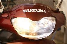 ヴェクスター150SANTECA / サンヨーテクニカ 小型・原付バイク専用LEDヘッドライト LPHシリーズの単体画像