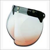 RIDEZ Final Bubble Shield グラデーションブラウン