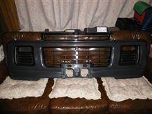 スクラムトラックスズキ(純正) エブリィワゴン用バンバーの単体画像