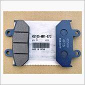 ホンダ(純正)  ブレーキパット 45105-MR1-672
