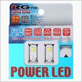 RACING GEAR POWER LED T10 6500K RGH-P140