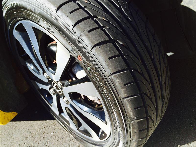 Dunlop Direzza Dz102 Review >> DUNLOP DIREZZA DIREZZA DZ101 195/50R16 のパーツレビュー | フィット(RS ...
