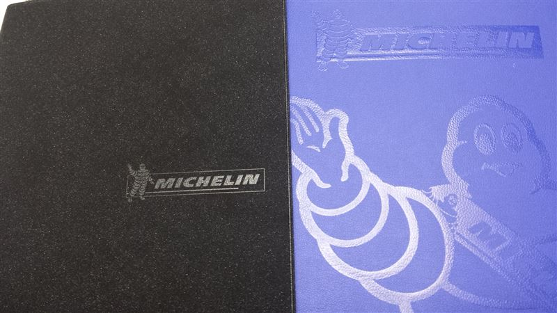 MICHELIN 手帳2015