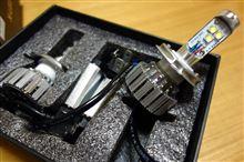 スーパースプリント1700HIKARI Trading X-LED 5500k H4の単体画像