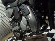 DT125RGiannelli  Enduro 2T Enduro/cross 2 stroke exhaustの単体画像