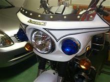 KZ1000PRAYBRIG / スタンレー電気 マルチリフレクターヘッドランプ クリアタイプ / FH03の単体画像