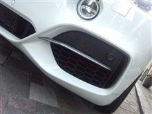 X5BMW(純正) BMW performance エアインテークの単体画像