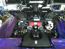 458スパイダーiPE / Innotech performance exhaust iPE F1サウンド パッケージ 可変バルブ マフラーの単体画像