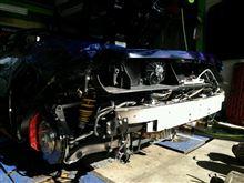 458スパイダーiPE / Innotech performance exhaust iPE F1サウンド パッケージ 可変バルブ マフラーの全体画像