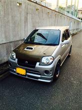 Kei スポーツSUZUKI SPORT / IRD フロントリップスポイラーの単体画像