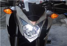 CB400FHIKARI Trading 35W HIDコンバージョンキット 6000K H4 Hi/Loの全体画像