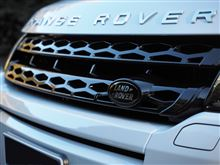 レンジローバーイヴォークLand Rover(純正) Gloss Black front grille for Range Rover Evoque Pure Prestige Dynamic bumperの単体画像
