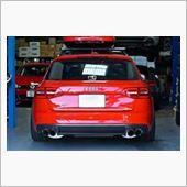 balance it S4/A4 S-line facelift rear diffuser