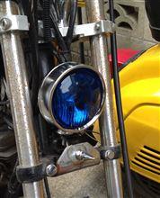 バイアルス TL50不明 トラック用4インチフォグの全体画像