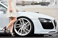 R8スパイダーPUR RS SERIES RS05の単体画像