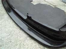 プリメーラ日産(純正) クラス2スーパーツーリング用ドライカーボン製Fリップの全体画像