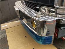 ビックサムトラックアート歌麿 オバQバンパー大型用 H270の全体画像