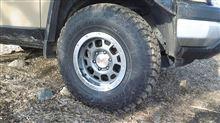 FJクルーザーUS TRD 16-in Beadlock-Style Wheelの単体画像