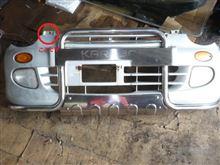 ミニカトッポ三菱自動車(純正) ミニカトッポ カラボスグリルガード(1000台限定)の単体画像