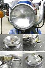 ハローダイハツ ハローのヘッドライトの全体画像
