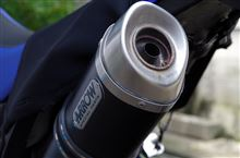 WR125XARROW Exhaust Full Exhaust systemの全体画像