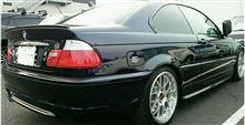 3シリーズ クーペBBS RS-GTの全体画像