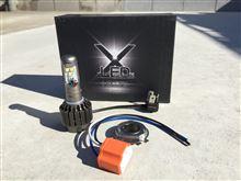 CB400 SUPER BOL D'OR (スーパーボルドール)HIKARI Trading LEDヘッドライト 3600lm H4 Hi/Lo切り替え式の単体画像
