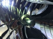 CB400 SUPER BOL D'OR (スーパーボルドール)HIKARI Trading LEDヘッドライト 3600lm H4 Hi/Lo切り替え式の全体画像