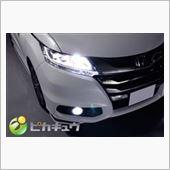 ピカキュウ LED MONSTER L4600 LEDハイビームバルブキット カラー:ホワイト6600K バルブ規格:HB3[9005]