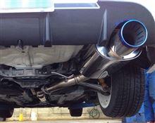 ランサーエボリューションIXHKS Super Turbo Muffler / スーパーターボマフラーの全体画像
